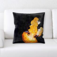 Alhambra Sea Jelly (78) Throw Pillow
