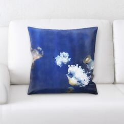 Alhambra Sea Jelly (36) Throw Pillow