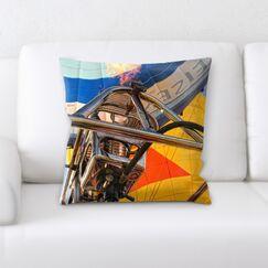 Langston (2) Throw Pillow