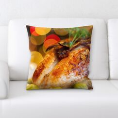 Carlee Throw Pillow