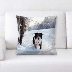 Winter Feeling (63) Throw Pillow