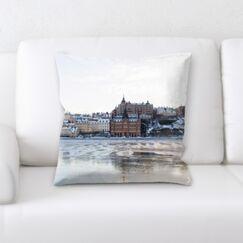 Landrum (131) Throw Pillow