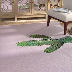 Mehar Dancing Cactus Pink Indoor/Outdoor Area Rug Size: Rectangle 5' x 7'