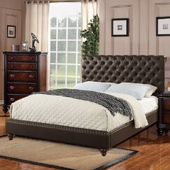 Beardsley Upholstered Platform Bed Size: California King
