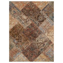 One-of-a-Kind Lamprey Hand-Knotted Wool Beige Area Rug