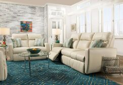 Knockout Reclining 2 Piece Living Room Set Reclining Type: Manual