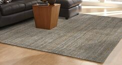 Allyssa Hand-Woven Natural Area Rug Rug Size: Rectangle 5' x 7'