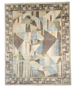 One-of-a-Kind Norwood Hand-Knotted