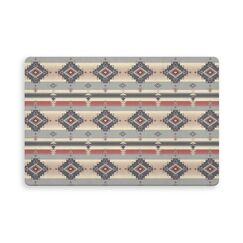 Gustavo Kitchen Mat Color: Charcoal, Mat Size: Rectangle 1'6