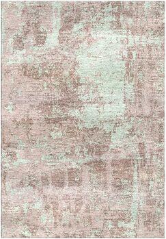 Ashford Handloom Peach/Sage Area Rug Rug Size: Rectangle 8' x 10'