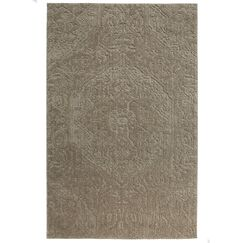 Genova Gray/Taupe Area Rug Rug Size: Rectangle 8' x 10'