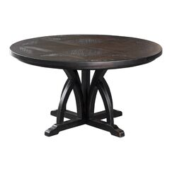 Tenley Round Solid Wood Dining Table