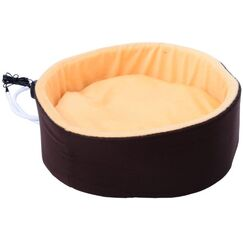 Faxon Electric Heated Bolster Dog Bed