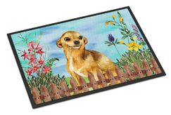 Chihuahua Spring Doormat