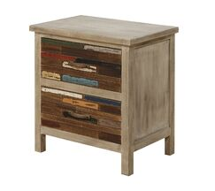 Joana End Table with Storage