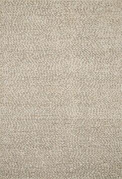 Francine Hand Woven Wool Oatmeal Area Rug Rug Size: Rectangle 2' x 3'