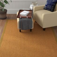 Healey Hand Woven Brown Area Rug Rug Size: Rectangle 12' x 15'