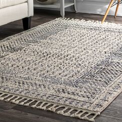 Baer Grey Multi Area Rug Rug Size: Rectangle 9' x 12'
