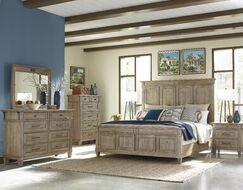 Ariel Panel Configurable Bedroom Set