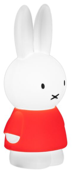 Miffy the Bunny LED Night Light Color: Orange
