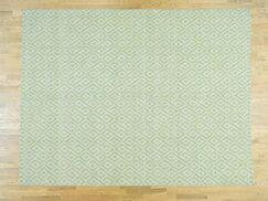 One-of-a-Kind Bragg Reversible Handmade Kilim Wool Area Rug