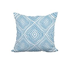 Gale Print Throw Pillow Size: 20
