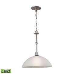 Berndt 1-Light LED Dome Pendant