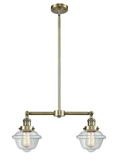 Calliope 2-Light Kitchen Island Pendant Shade Color: Matte White Cased, Bulb Type: Incandescent, Finish: Black Brushed Brass