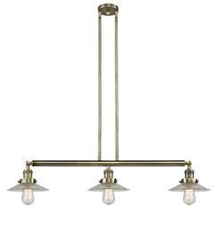 Briar 3-Light Kitchen Island Pendant Bulb Type: Incandescent, Finish: Brushed Satin Nickel