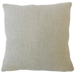 Metz Solid Pillow Size: 22