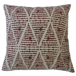 Laird Geometric Pillow Size: 22