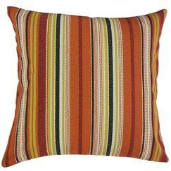 Callista Striped Pillow Size: 22