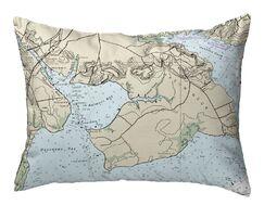 Occoquan, VA Non Corded Indoor/Outdoor Lumbar Pillow