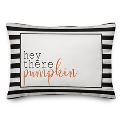 Trip Hey There Pumpkin Lumbar Pillow