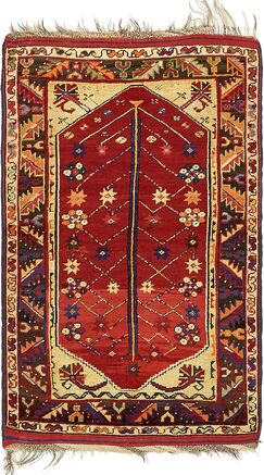 One-of-a-Kind Glenaire Hand-Knotted 3'3