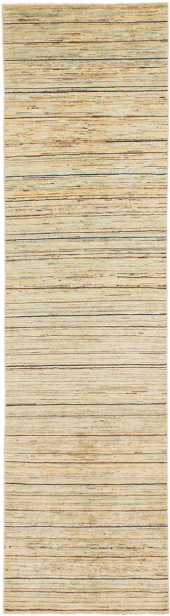 One-of-a-Kind Nash Hand-Knotted Wool Beige/Green Area Rug