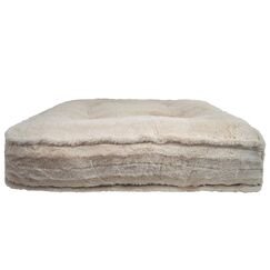 Aparicio Rectangle Beauty Dog Pillow Size: Small (24
