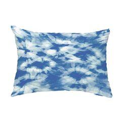 Helmsley Indoor/Outdoor Lumbar Pillow Color: Blue