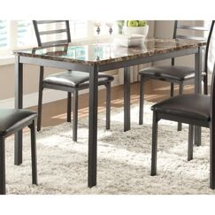 Ilminster Metal Dining Table