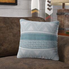 Mock Artisan Tribal Accent Pillow Size: 16