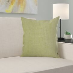 Eila Solid Pillow Size: 12
