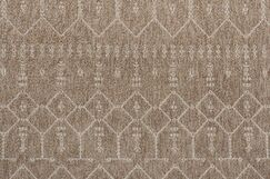 Bourke Modern Taupe Indoor/Outdoor Area Rug Rug Size: Rectangle 5'2'' x 7'2''