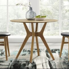 Sitka Solid Wood Dining Table