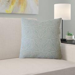 Enid Geometric Pillow Size: 12