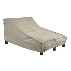 Searcy Water Resistant Patio Chaise Lounge Cover