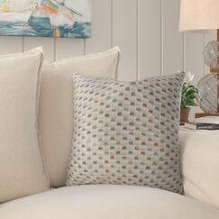 Linzy Luxury Throw Pillow Size: 20