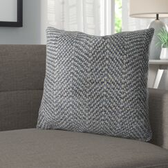 Doucet Luxury Throw Pillow Size: 20