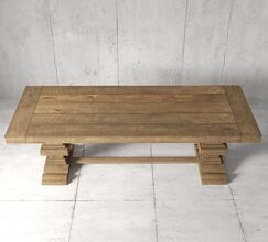 Mccubbin Solid Wood Dining Table