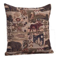Alanson Throw Pillow (Set of 2) Size: 26