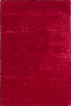 Mabel Red Area Rug Rug Size: 4' x 6'